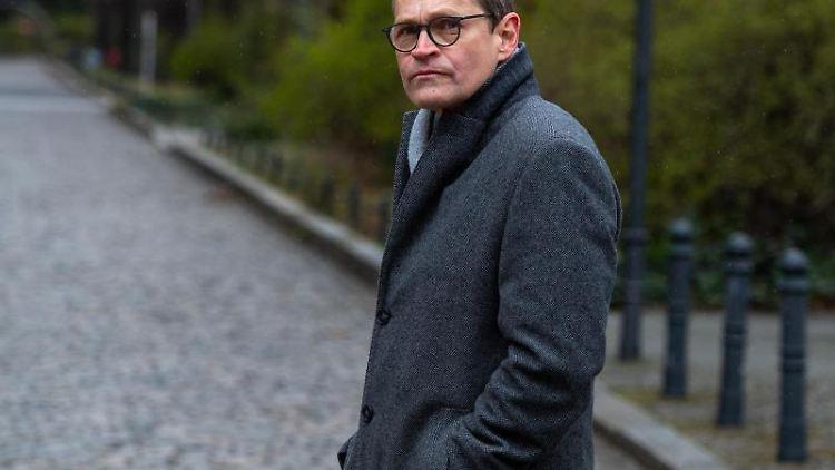 Michael Müller (SPD), Regierender Bürgermeister von Berlin. Foto: Christophe Gateau/dpa