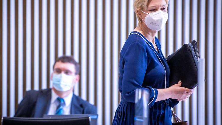 Manuela Schwesig (SPD), die Ministerpräsidentin von Mecklenburg-Vorpommern. Foto: Jens Büttner/dpa-Zentralbild/dpa