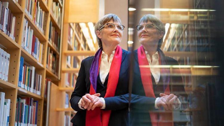 Präsidentin der Klassik Stiftung Ulrike Lorenz. Foto: Michael Reichel/dpa/Archivbild