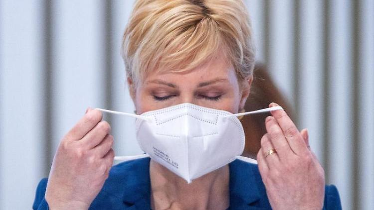 Mecklenburg-Vorpommerns Ministerpräsidentin Manuela Schwesig (SPD). Foto: Jens Büttner/dpa-Zentralbild/dpa