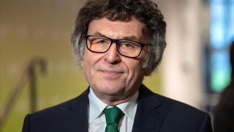 Horst Audritz, Vorsitzender des Philologenverbandes Niedersachsen. Foto: Sina Schuldt/dpa/Archivbild