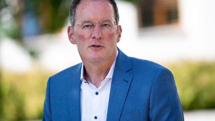 Michael Ebling (SPD), Oberbürgermeister von Mainz. Foto: Bernd von Jutrczenka/dpa/Archivbild