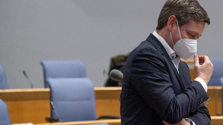 Christian Baldauf, CDU-Fraktionsvorsitzender von Rheinland-Pfalz. Foto: Boris Roessler/dpa/Archivbild