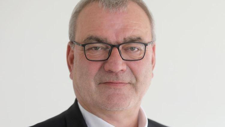 Dietmar Muscheid, DGB-Landesvorsitzender von Rheinland-Pfalz und Saarland. Foto: Lukas Görlach/dpa/Archivbild