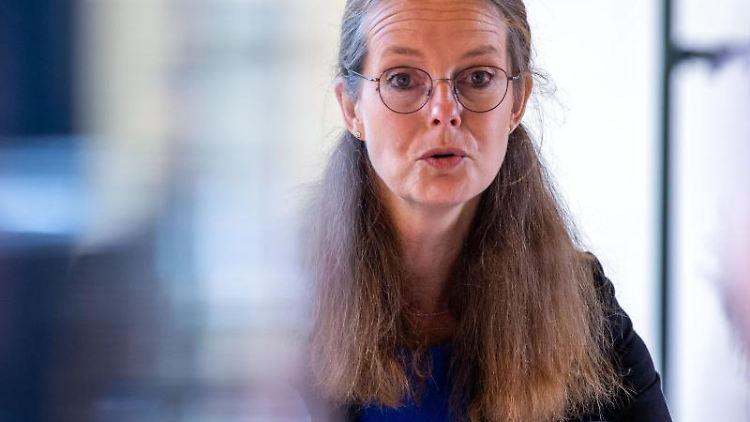 Bettina Martin (SPD), die Kultusministerin von Mecklenburg-Vorpommern. Foto: Jens Büttner/dpa-Zentralbild/ZB