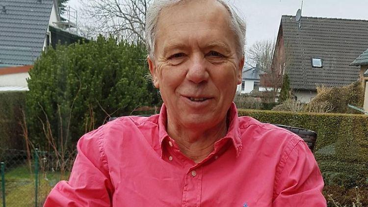 Joachim Triebe, Lehrer für Geschichte, Politische Weltkunde und Deutsch am Tagore-Gymnasium. Foto: -/DPhV/Heraeus Bildungsstiftung/dpa/Aktuell