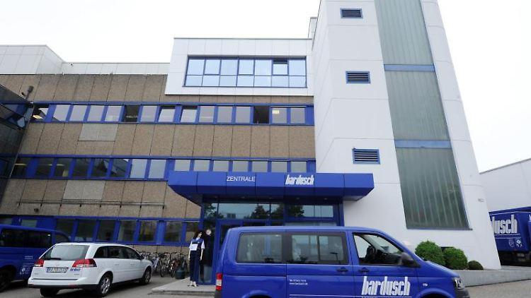 Die Zentrale der Firma Bardusch GmbH & Co. KG in Ettlingen. Foto: picture alliance / dpa/Archivbild