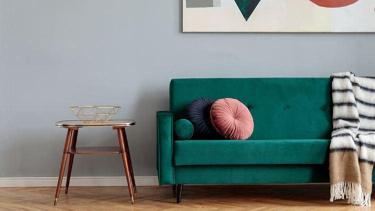 Mid Century: Diese Möbel bringen Retro-Flair ins Wohnzimmer