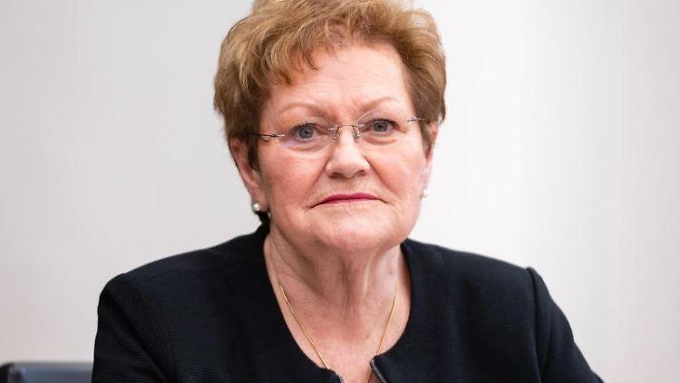 Monika Bachmann (CDU), saarländische Ministerin für Gesundheit. Foto: Oliver Dietze/dpa/Archivbild