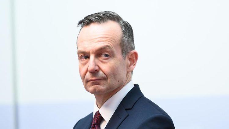 Volker Wissing (FDP). Foto: Andreas Arnold/dpa/Archivbild
