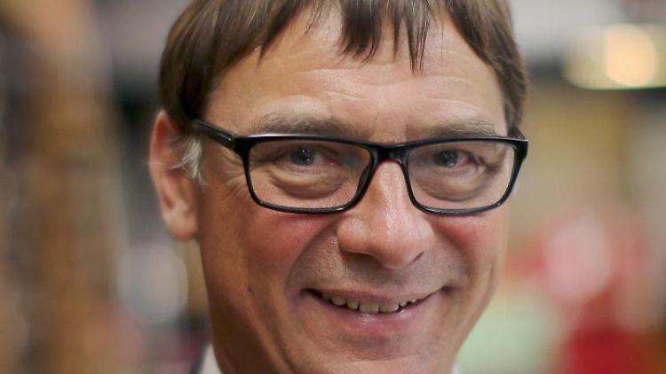 Neuer Vorsitzender Volker Jung. Foto: Fredrik von Erichsen/dpa/Archivbild