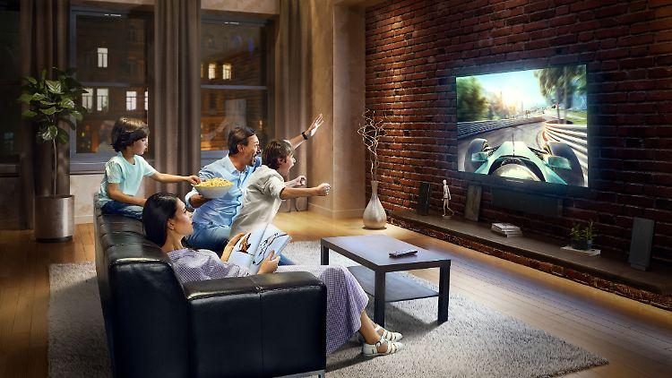Qualität und Preis im Einklang – OLED-TVs im Angebot.