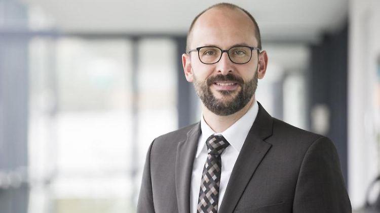 Der Informatiker Jörg Dörr hat die neue Professur für