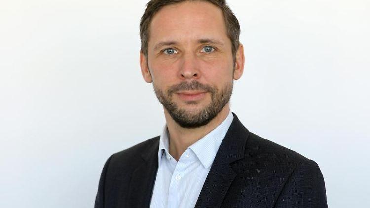 Tobias Woitendorf, Geschäftsführer Tourismusverband Mecklenburg-Vorpommern e. V.. Foto: Bernd Wüstneck/dpa-Zentralbild/ZB/Archivbild