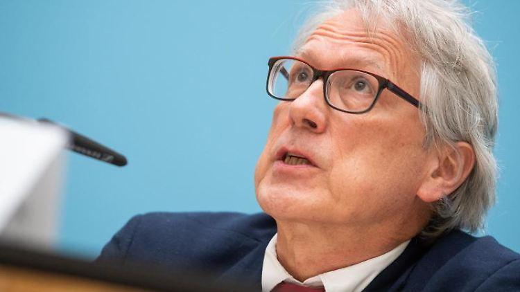 Berlins Finanzsenator Matthias Kollatz. Foto: Christophe Gateau/dpa/archivbild