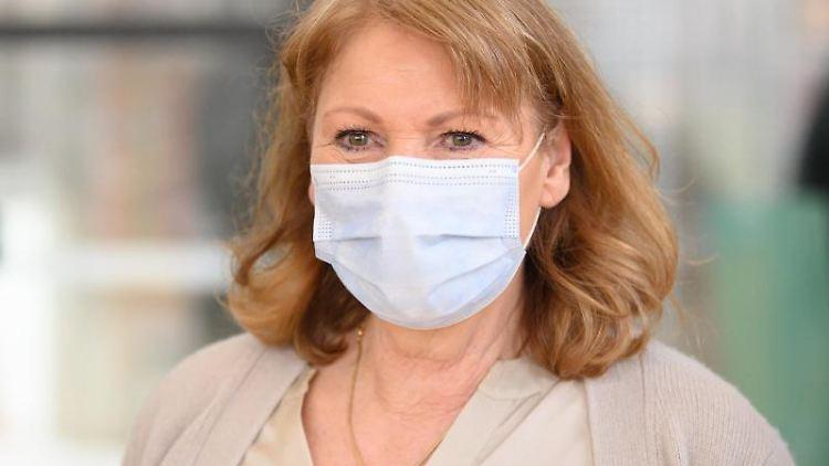 Petra Köpping (SPD), Gesundheitsministerin von Sachsen. Foto: Robert Michael/dpa-Zentralbild/dpa/Archivbild