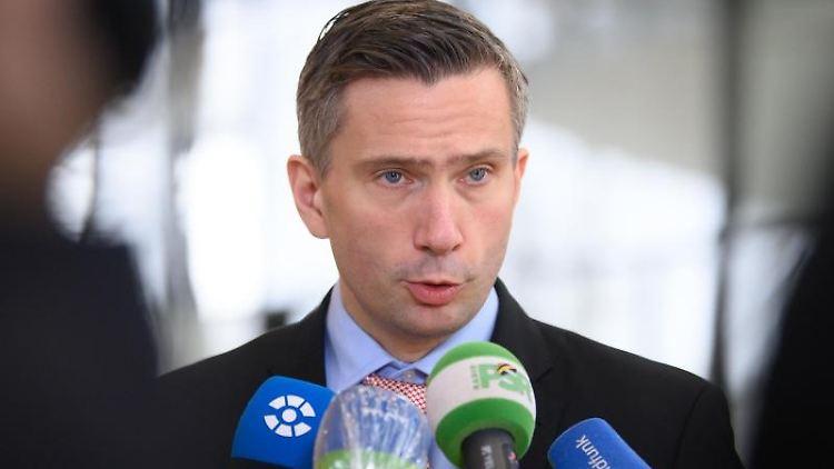 Martin Dulig (SPD), Wirtschaftsminister von Sachsen. Foto: Robert Michael/dpa-Zentralbild/dpa/Archivbild