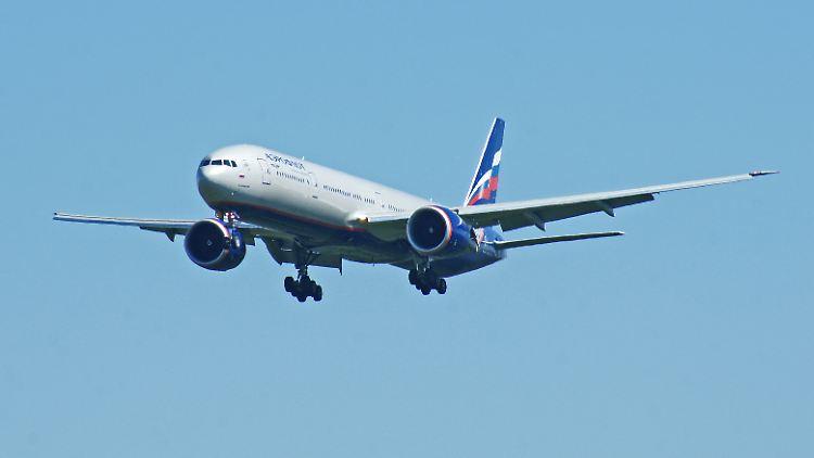 Russische Fluggesellschaften erhalten wieder grünes Licht, nachdem Lufthansa wieder in Moskau landen darf.