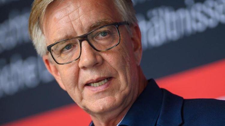 Dietmar Bartsch (Die Linke) spricht. Foto: Klaus-Dietmar Gabbert/dpa-Zentralbild/ZB/Archivbild