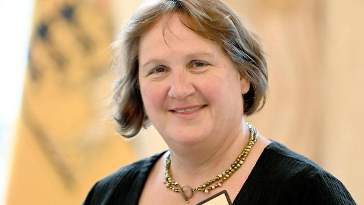 Theresa Schopper (Bündnis 90/Die Grünen), Kultusministerin von Baden-Württemberg. Foto: Bernd Weissbrod/dpa