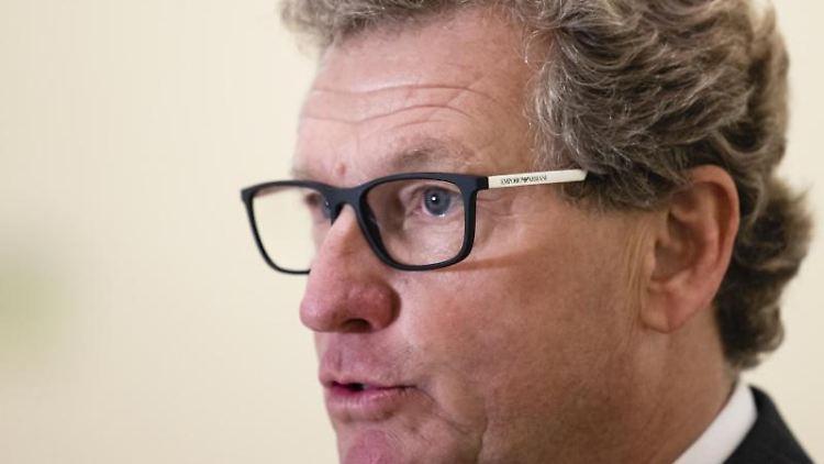 Bernd Buchholz (FDP), Verkehrsminister in Schleswig-Holstein. Foto: Frank Molter/dpa/Archiv