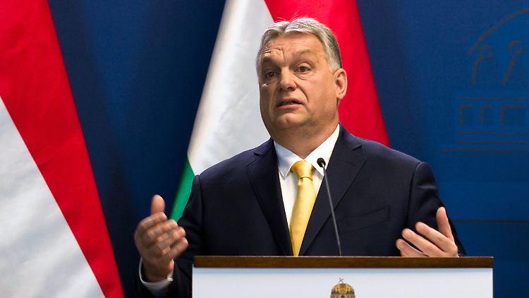 Der rechtsnationale Orbán pflegt immer wieder eine homophobe Rhetorik und schränkt die Rechte von LGTB-Menschen ein.