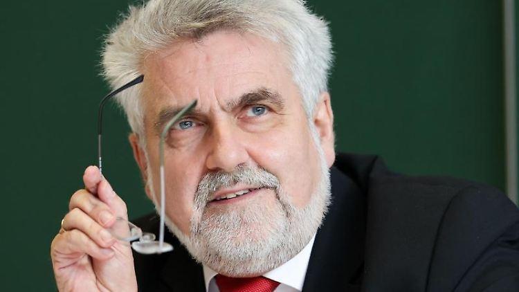 Armin Willingmann, Minister für Wirtschaft, Wissenschaft und Digitalisierung von Sachsen Anhalt. Foto: Jan Woitas/dpa-Zentralbild/dpa/Archivbild