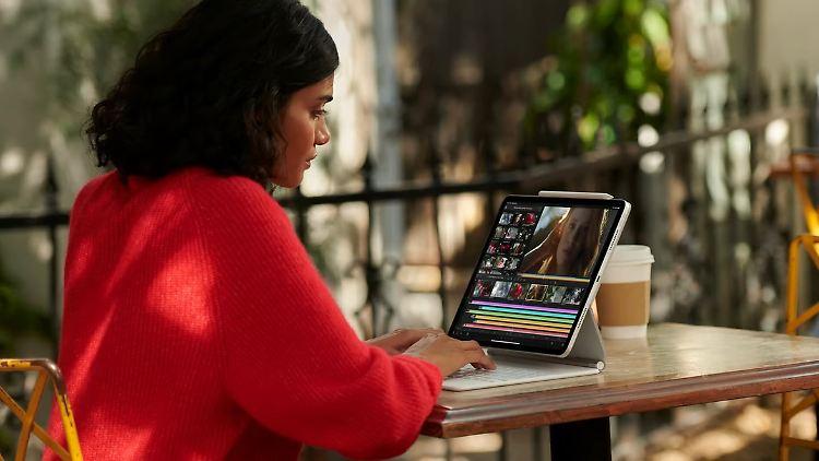 Neuer Prozessor, neues Display, neue Verbindungen: Diese neuen Features stecken im iPad Pro 2021.