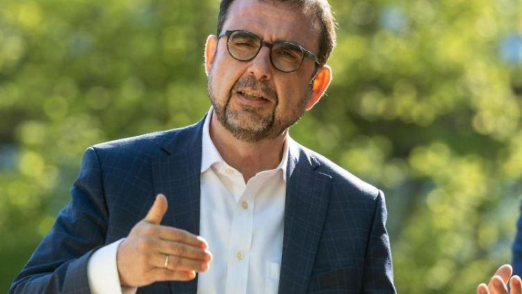 Klaus Holetschek (CSU), Bayerns Gesundheitsminister. Foto: Armin Weigel/dpa/Archivbild