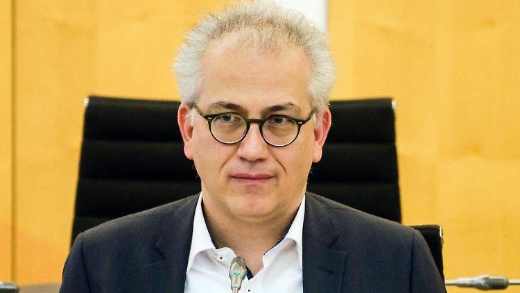 Tarek Al-Wazir (Bündnis 90/Die Grünen), Wirtschaftsminister von Hessen. Foto: Andreas Arnold/dpa/Archivbild