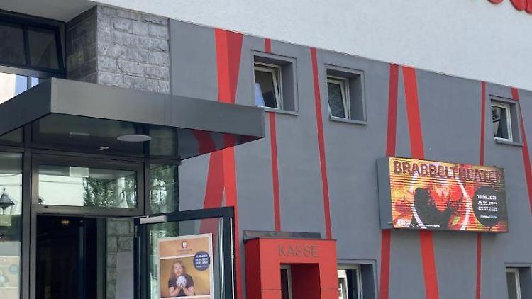 Außenansicht des Zwickauer Puppentheaters. Foto: Andreas Hummel/dpa-Zentralbild/dpa/Handout