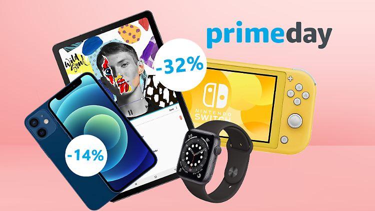 Hier gibt's die besten Angebote vom Amazon Prime Day 2021.