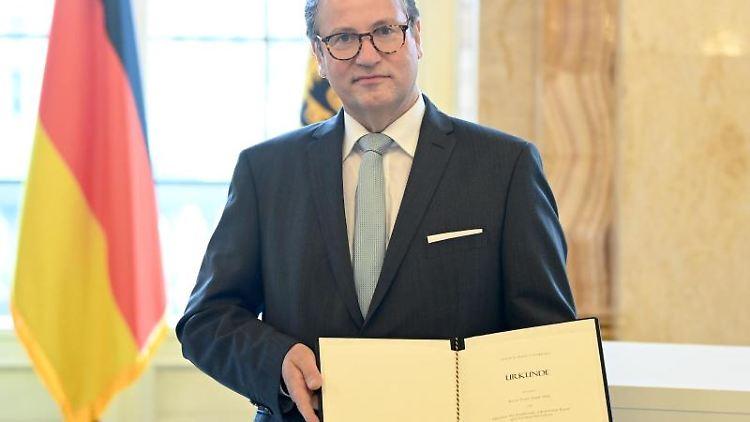Peter Hauk (CDU), Landwirtschaftsminister von Baden-Württemberg. Foto: Bernd Weissbrod/dpa/Archivbild