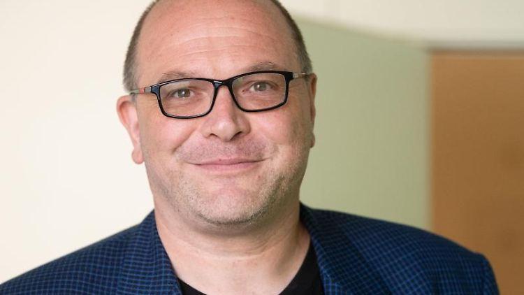Der Vorsitzende des Vorstands des Landeselternbeirats Baden-Württemberg, Michael Mittelstaedt. Foto: Marijan Murat/dpa