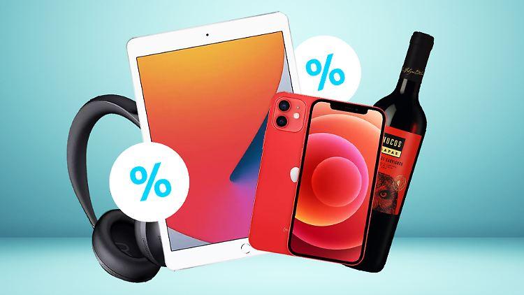 Wir suchen täglich nach den besten Angeboten für Smartphones, Fernseher, Tablets & Co.