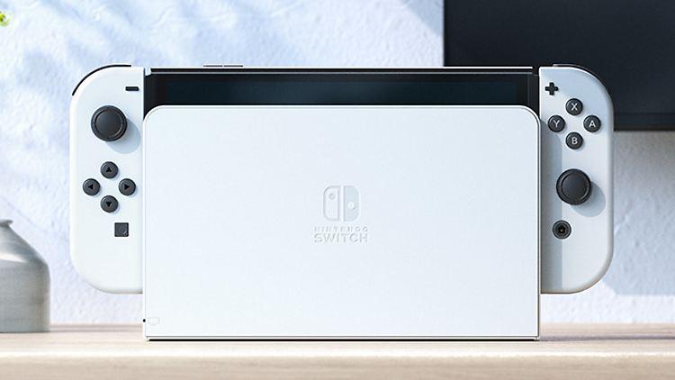Nintendo Switch OLED-Modell. Alle Fakten im Überblick.