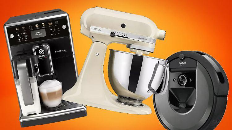 KitchenAid, iRobot & Co.: Media Markt zieht 100 Euro ab ...