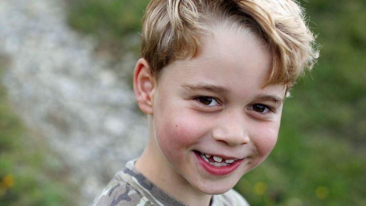 Prinz George wird 8!