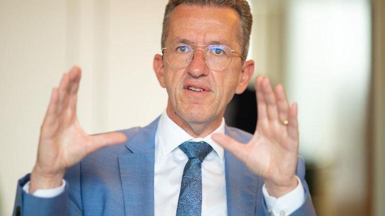 Joachim Streit, Fraktionsvorsitzender der Freien Wähler im Landtag von Rheinland-Pfalz. Foto: Sebastian Gollnow/dpa/Archivbild