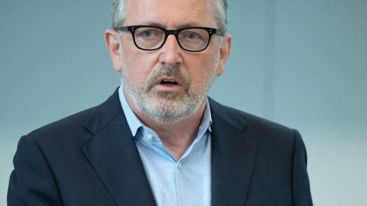 Der baden-württembergische Städtetagspräsident Peter Kurz (SPD). Foto: Bernd Weißbrod/dpa/Archivbild