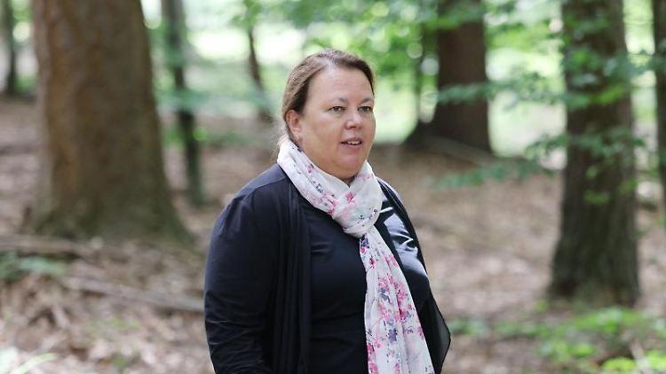 Ursula Heinen-Esser (CDU), Umweltministerin in Nordrhein-Westfalen. Foto: Oliver Berg/dpa/Archivbild