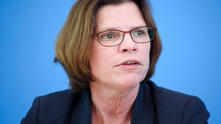 Kristina Vogt, Wirtschaftssenatorin von Bremen. Foto: Gregor Fischer/dpa/Archivbild