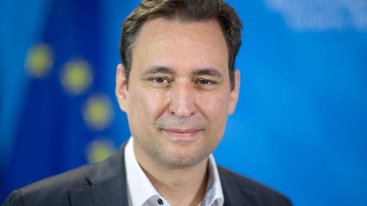 Georg Eisenreich (CSU), Justizminister von Bayern. Foto: Daniel Karmann/dpa/Archivbild