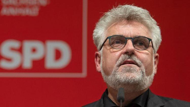 Armin Willingmann, Wirtschaftsminister von Sachsen-Anhalt. Foto: Hendrik Schmidt/dpa-Zentralbild/dpa/Archivbild