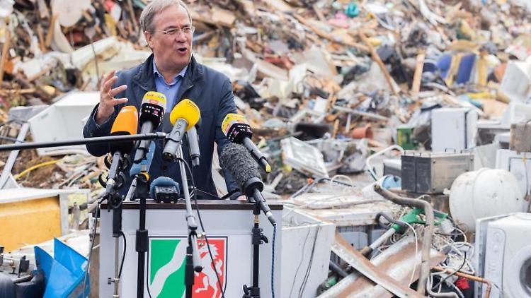 Ministerpräsident Armin Laschet. Foto: Rolf Vennenbernd/dpa