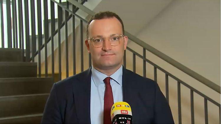 Spahn RTL Aktuell kein neuer Lockdwon.JPG