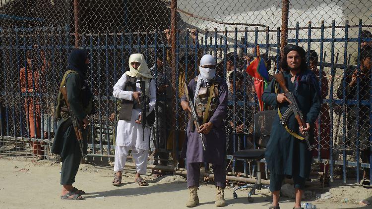 Viele ländliche Gebiete in Afghanistan hat die Taliban schon mit vernichtender Gewalt unter ihre Kontrolle gebracht