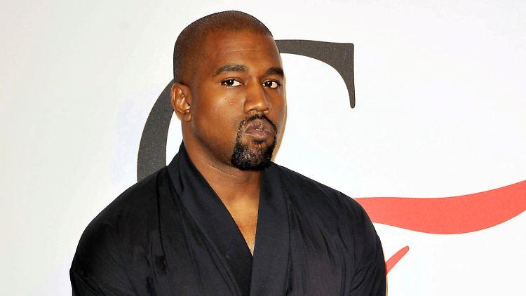 Bei der vergangenen US-Präsidentschaftswahl trat er noch als Kanye Omari West an.