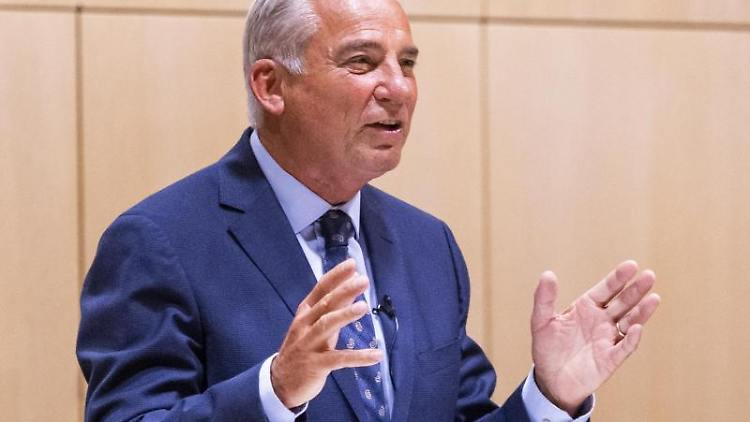Thomas Strobl (CDU), Innenminister von Baden-Württemberg. Foto: Tom Weller/dpa