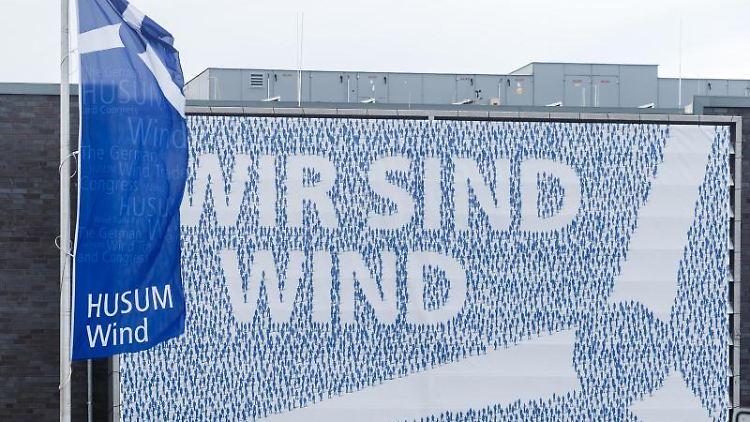 Das Motto der Messe Husum Wind